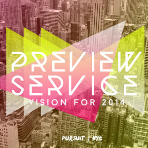 Preview Service Recap