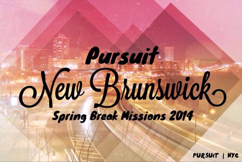 PursuitNB Spring Break Missions