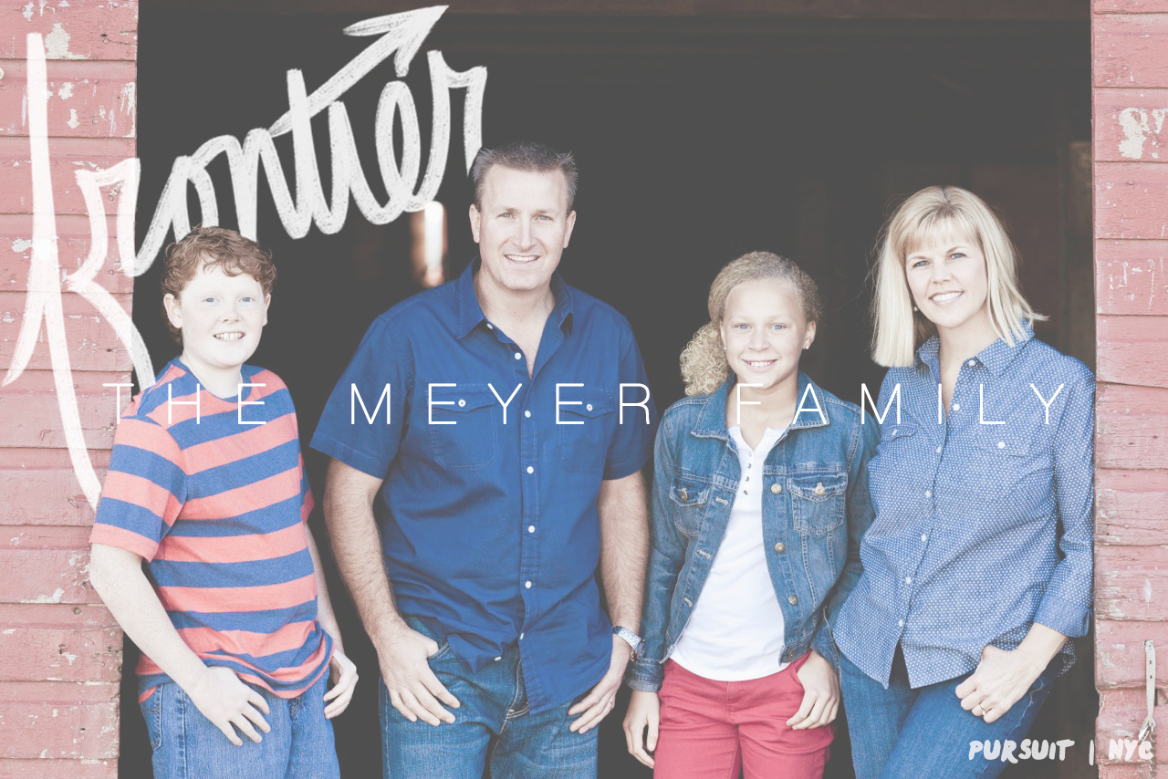 FRONTIER: The Meyer Family